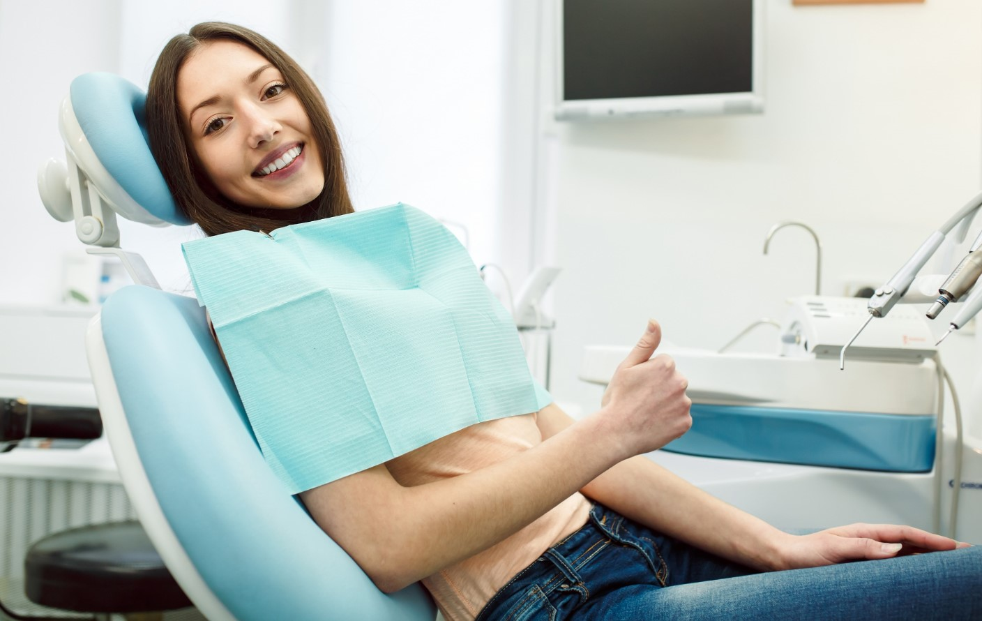 high tech dental exams in Tarzana California